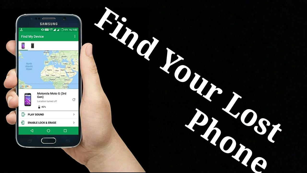 HOW TO LOCATE LOST ANDROID PHONE IN 2020