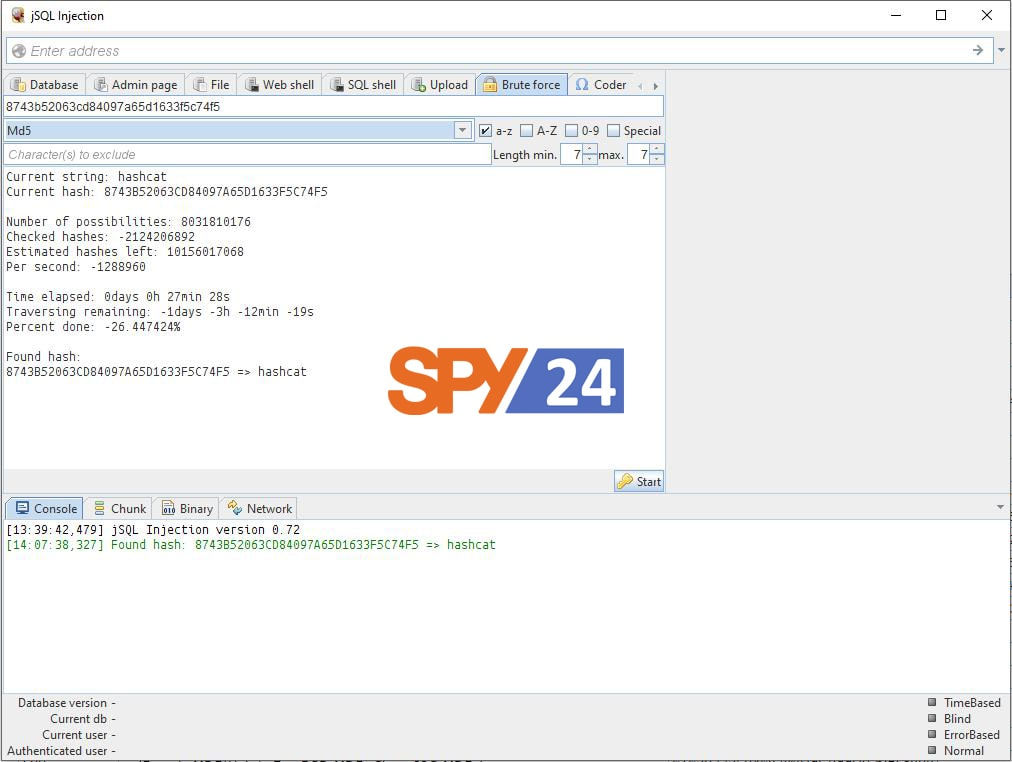 Everything you wanted to know about SQL injection