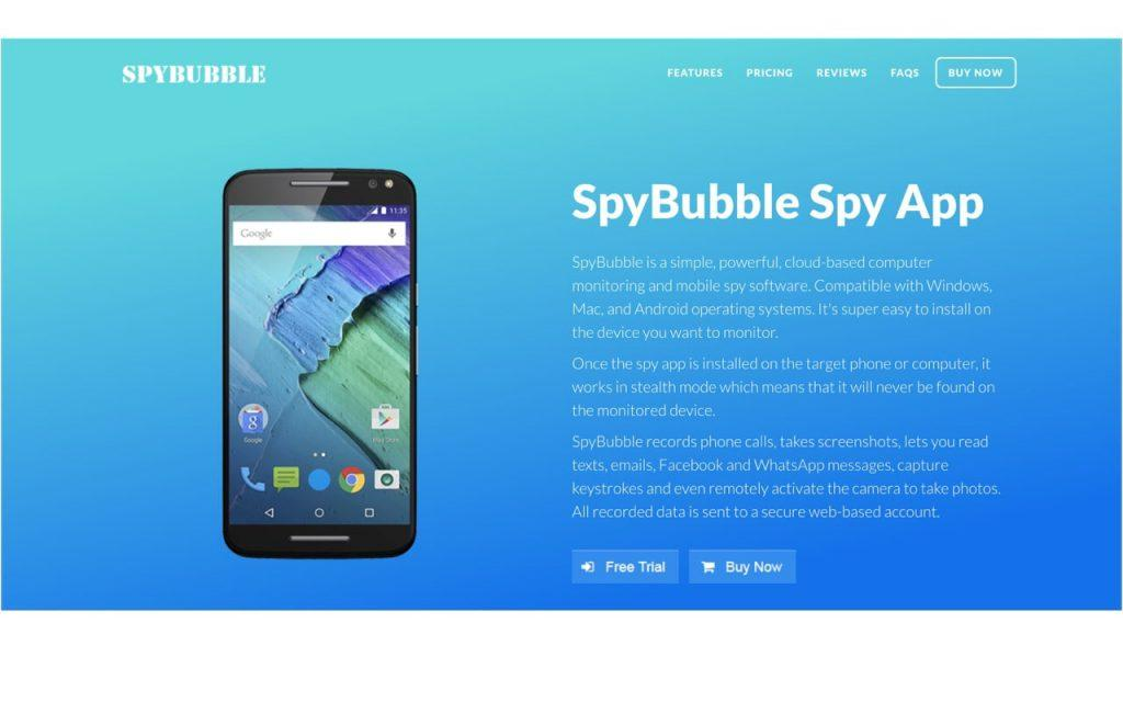 SpyBubble (Best Spy App for Android)