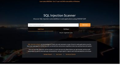 Photo of Sql Injection Test Site Online Tool