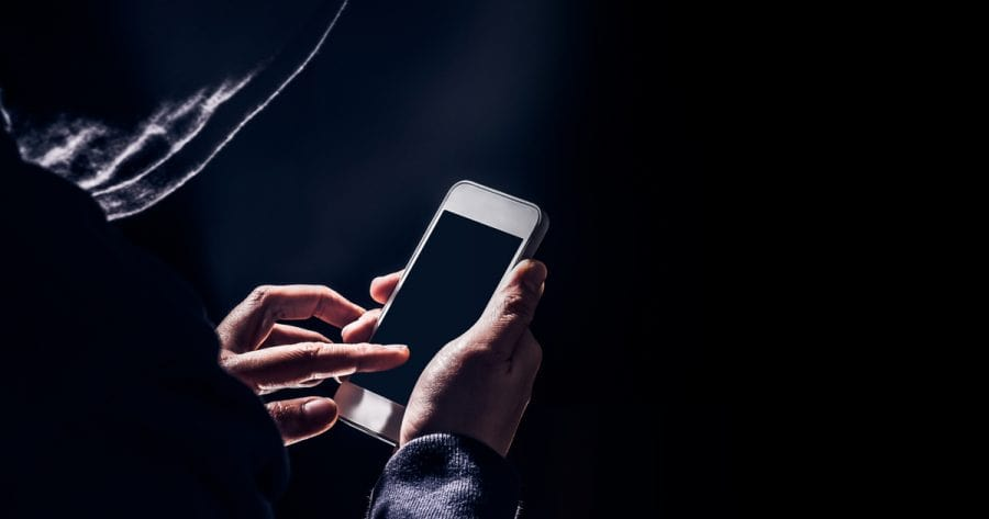 hack mobile phone by sms