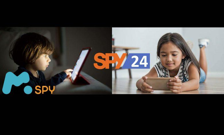 SPY24 vs. mSpy: The Final Showdown Of The Top Two Spying Apps