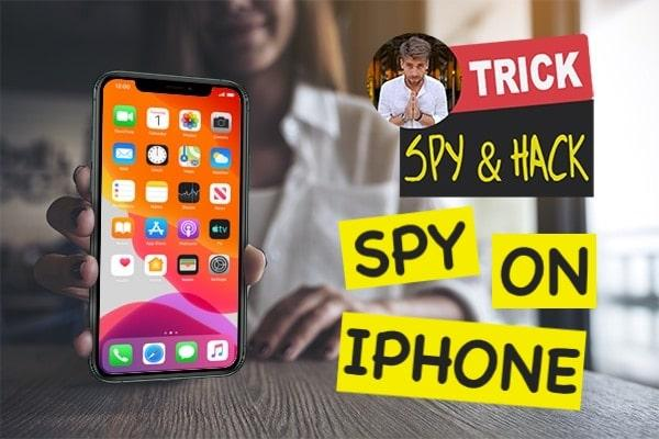 Spying On Iphone Texts Free