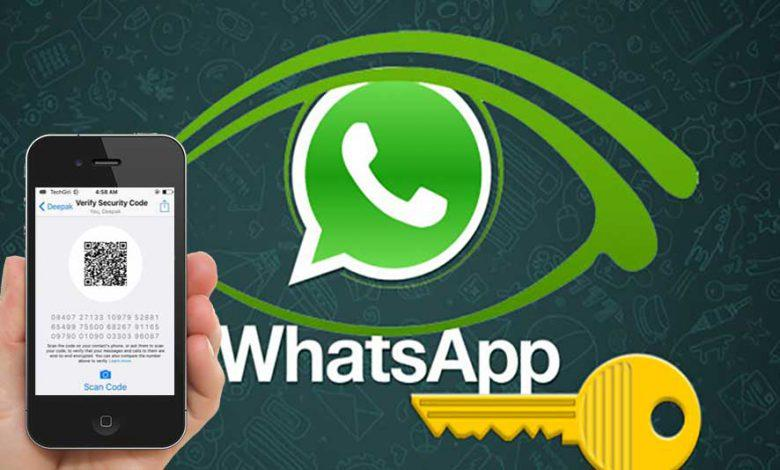 All about hack WhatsApp (spy WhatsApp)